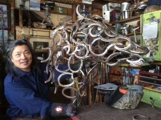 Sculpture-by-Mark-Wong